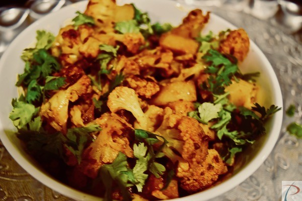 आलू गोभी की सब्जी aloo gobhi ki sabji