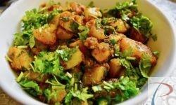 आलू की सूखी सब्जी Aloo ki sukhi sabji