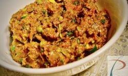 बैंगन मटर भरता की सब्जी Baigan Matar Bharta ki sabji