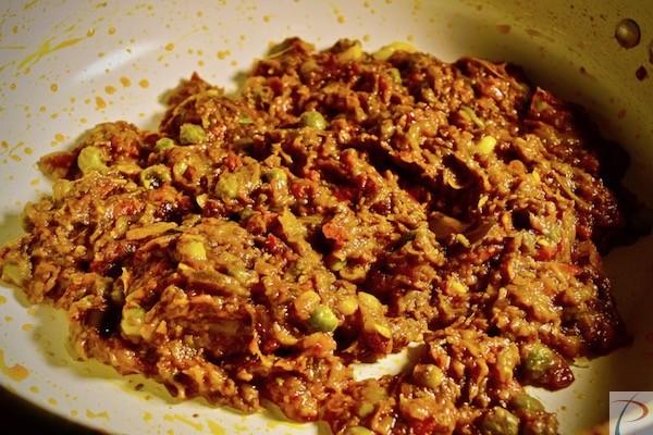 भुनी हुई सब्जी bhuni hui sabji