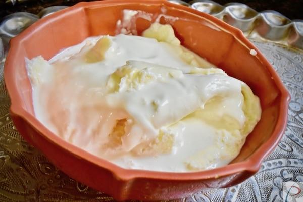 मलाई Malai/ Fresh cream