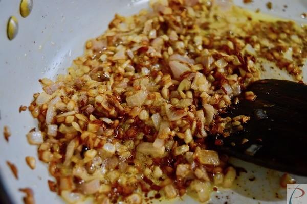 भुनी प्याज roasted Onion