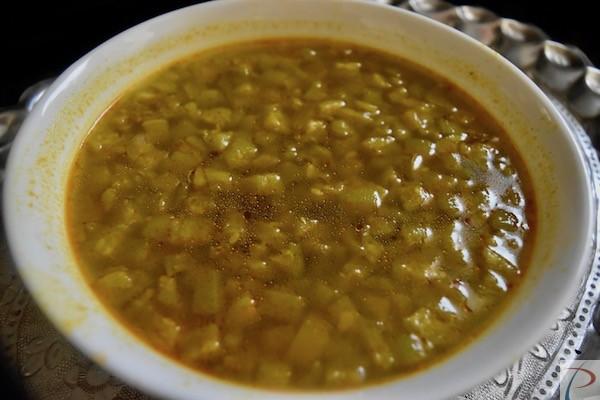 तोरी की सब्जी Tori ki sabji