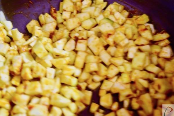 तोरी मसाले में tori in masala