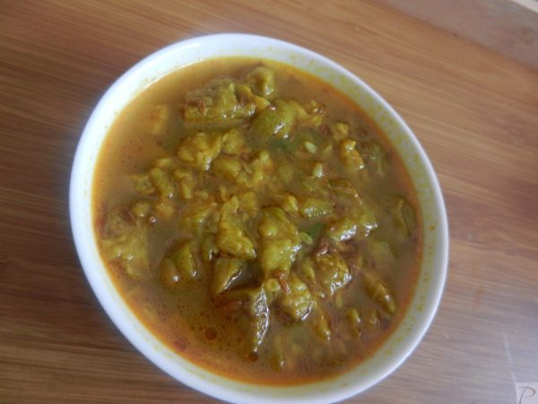 Turai/ Ridge guard ki Sabji तोरई की सब्जी