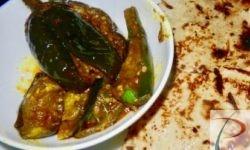 भरवां बैगन Bharwan Baigan