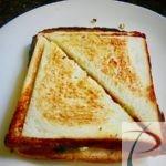 पनीर की सैंडविच Paneer Sandwich