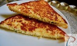पनीर सैंडविच Paneer sandwich