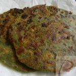 Bathua Paratha Stuffed बथुआ पराठा भरवाँ