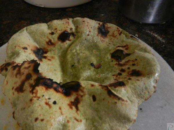 Bathua Roti बथुआ रोटी
