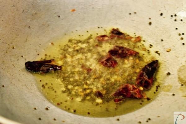 लाल मिर्च साबुत तेल में Red Chili whole in Oil