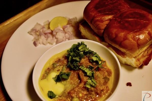 Pav Bhaji पाव भाजी