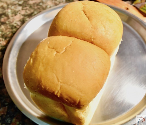Pav Bread पाव ब्रेड