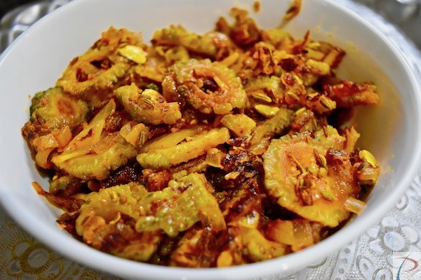 करेले की सब्जी karele ki sabji