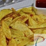 आलू फिंगर चिप्स Aloo Finger Chips