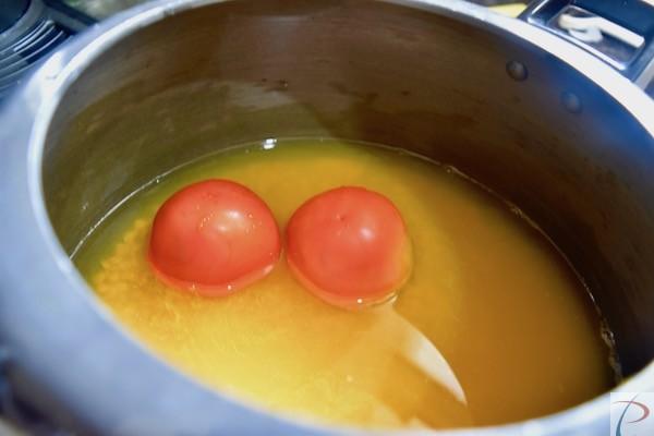 दाल और टमाटर Dal with tomato