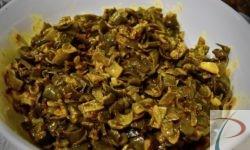 तोरी के छिलके की सब्जी Tori ke chilke ki sabji