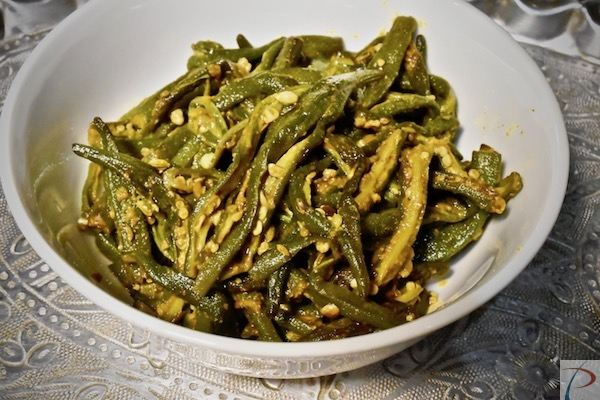 भरवां भिंडी bharwan bhindi