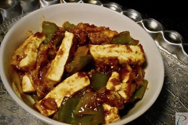 Dry chilli paneer चिली पनीर ड्राई