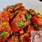 भरवां टमाटर स्टफ्ड टमाटर Stuffed Tomato