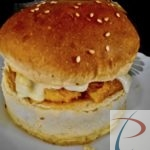 चीज़ बर्गर Cheese burger