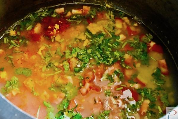 मूंग दाल कुकर में moong dal in cooker